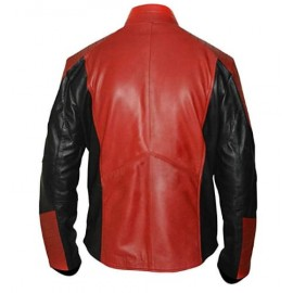 The Amazing Spider man 2 Leather Jacket